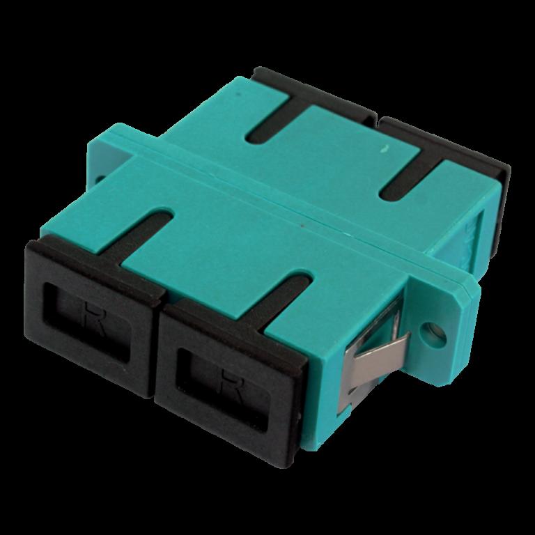 SC-SC-DX-OM3-MM-Adaptör