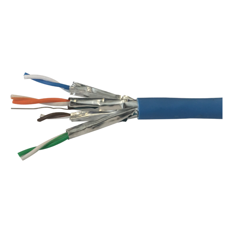 Cat6A U/FTP  23 AWG 500 MHz LSOH Veri Kablosu