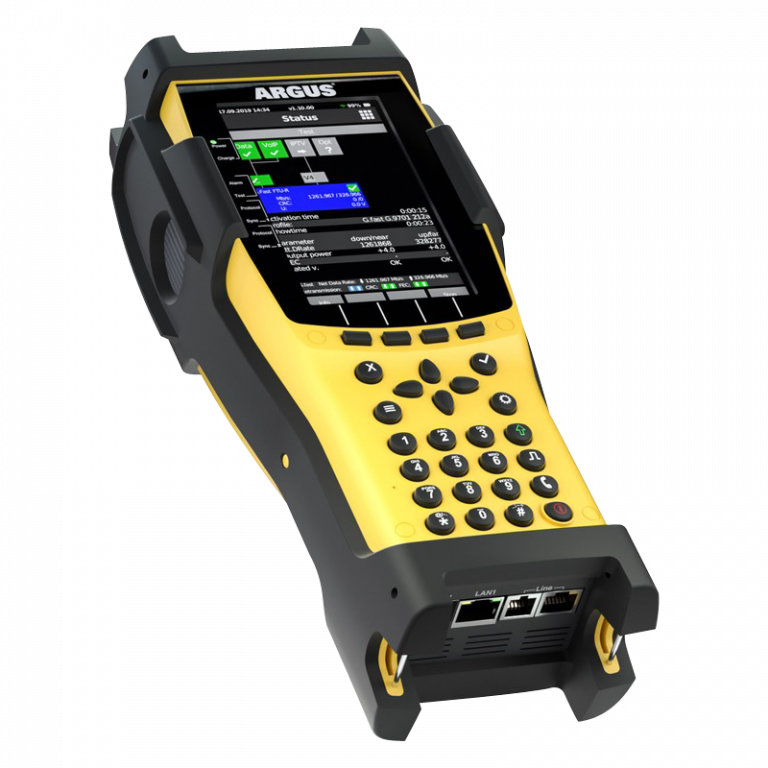Argus 260 Broadband Test Cihazı