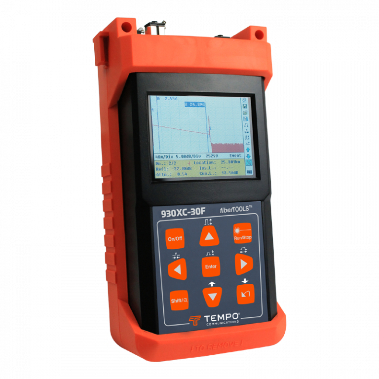 Tempo Communications 930XC-30F OTDR