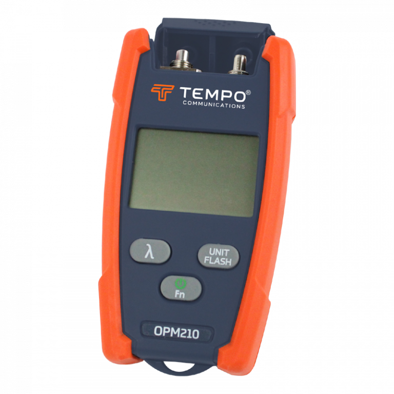 Tempo Communications OPM210 Mikro Optik Güç Ölçer
