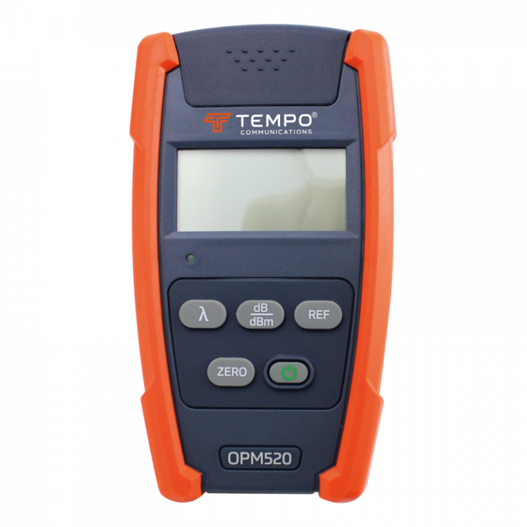 Tempo Communications OPM520 Optik Güç Ölçer