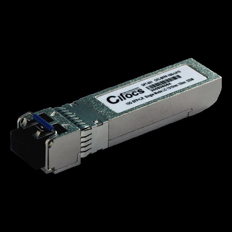 Cifocs CFC-SFPP-10G-LH10 10G Single Mode 10km SFP+ Modül